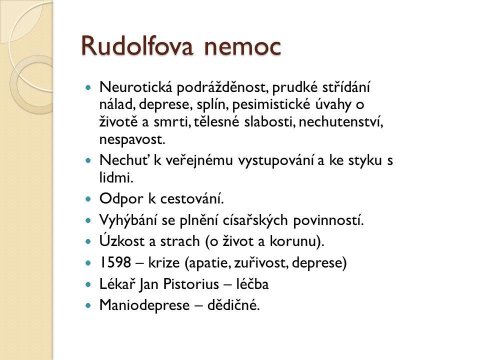 Rudolfova nemoc