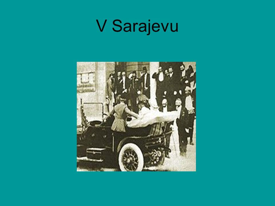 V Sarajevu