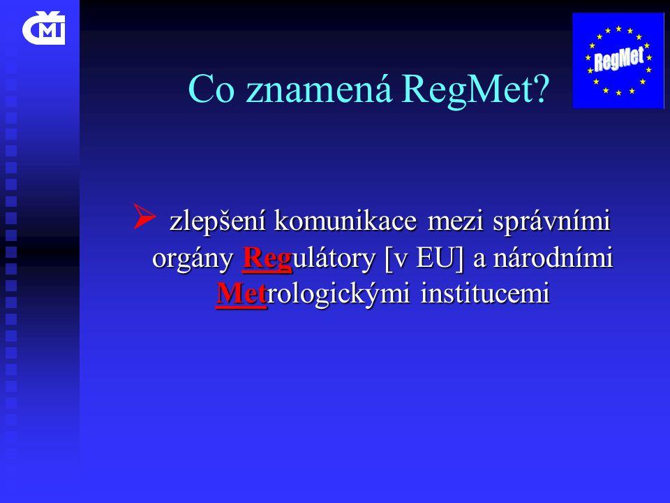Co znamená RegMet.