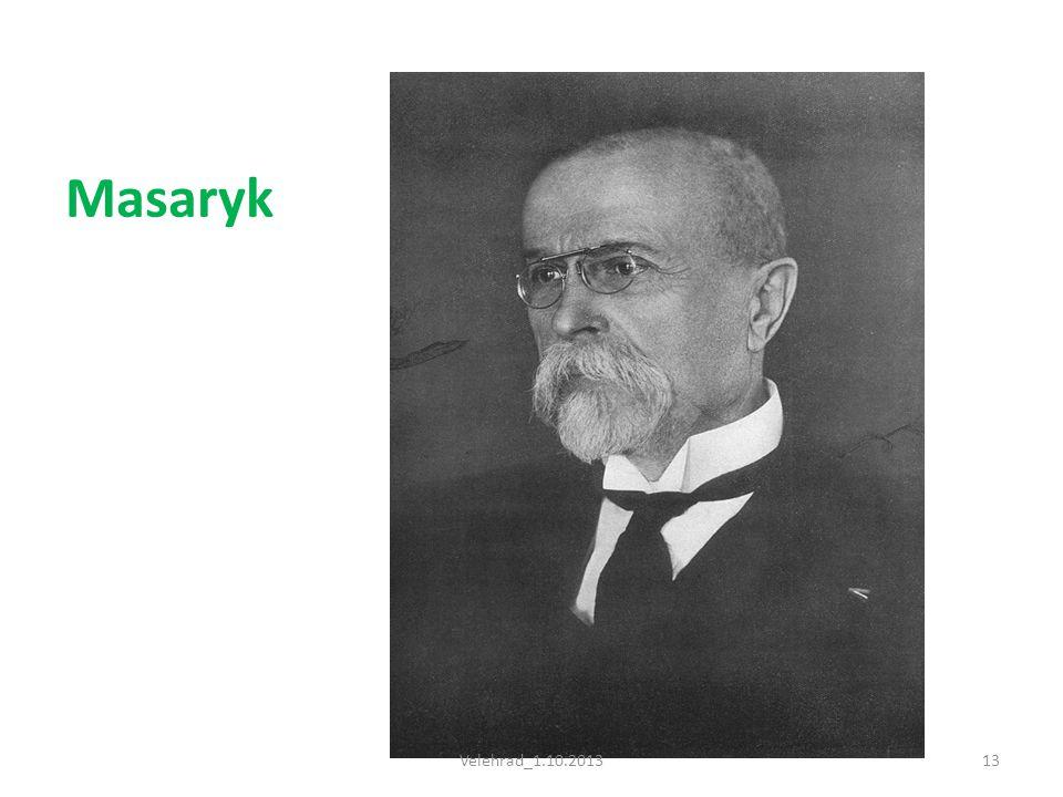 Masaryk Velehrad_1.10.2013