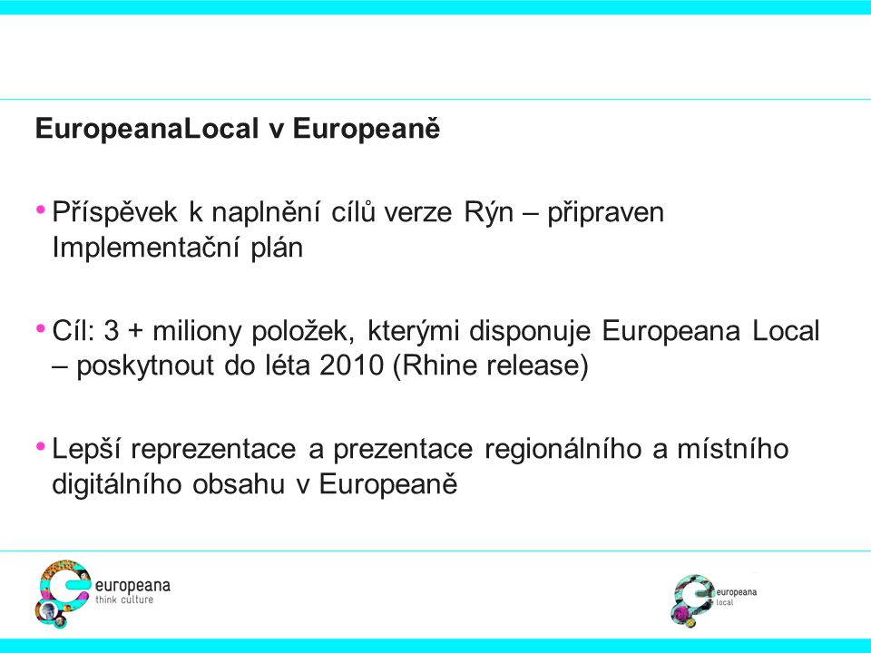 EuropeanaLocal v Europeaně