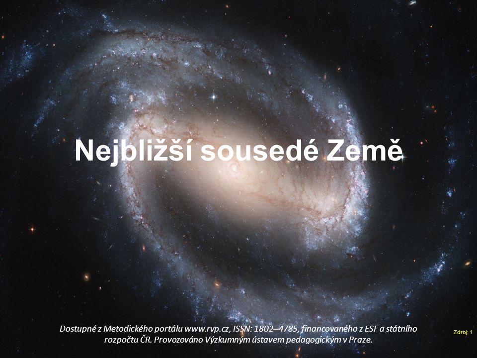 Nejbližší sousedé Země