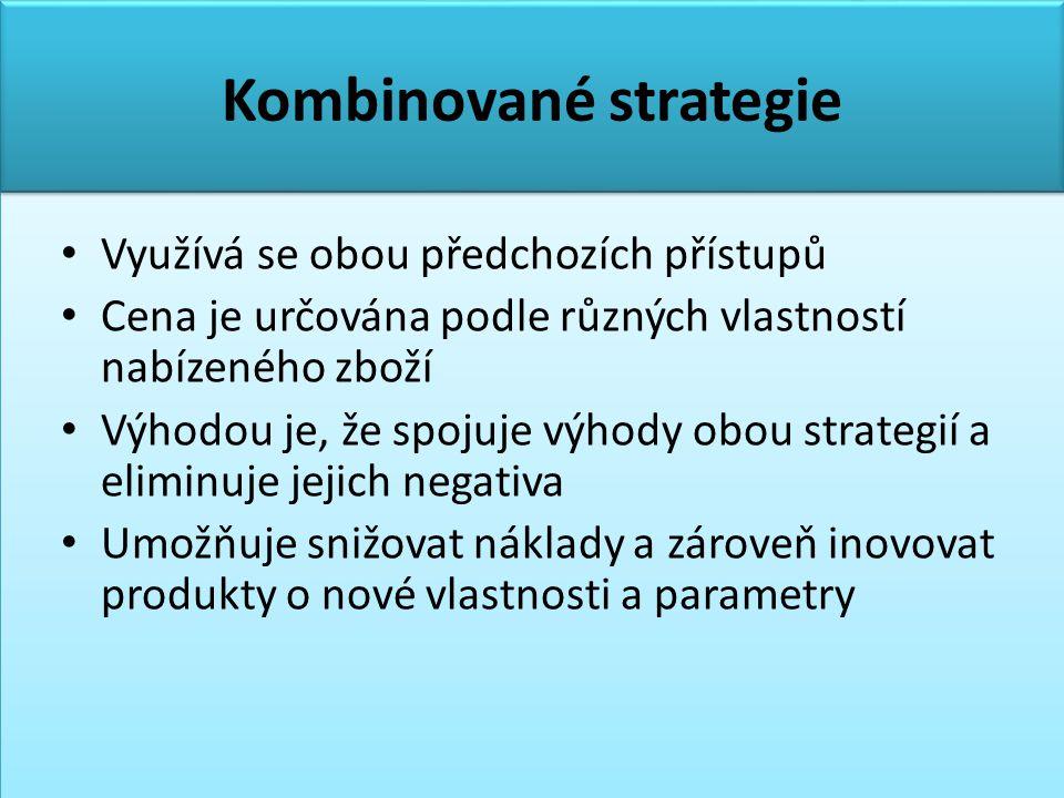 Kombinované strategie