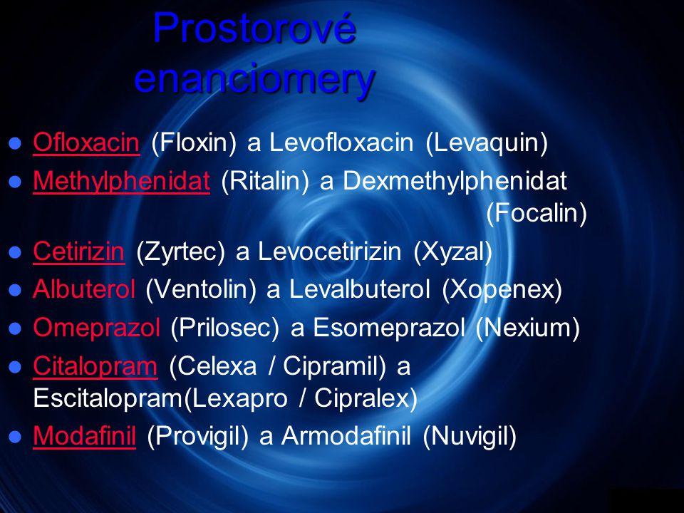 Prostorové enanciomery