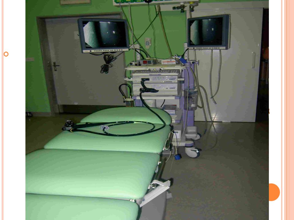 Sterilní stolek: sterilní rukavice