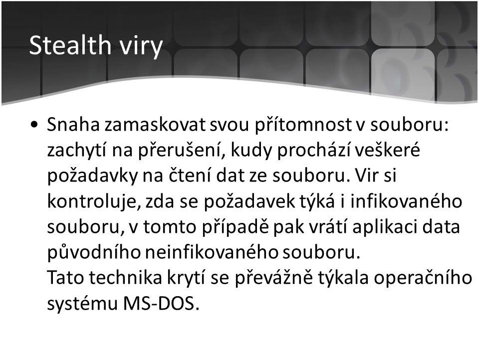 Stealth viry