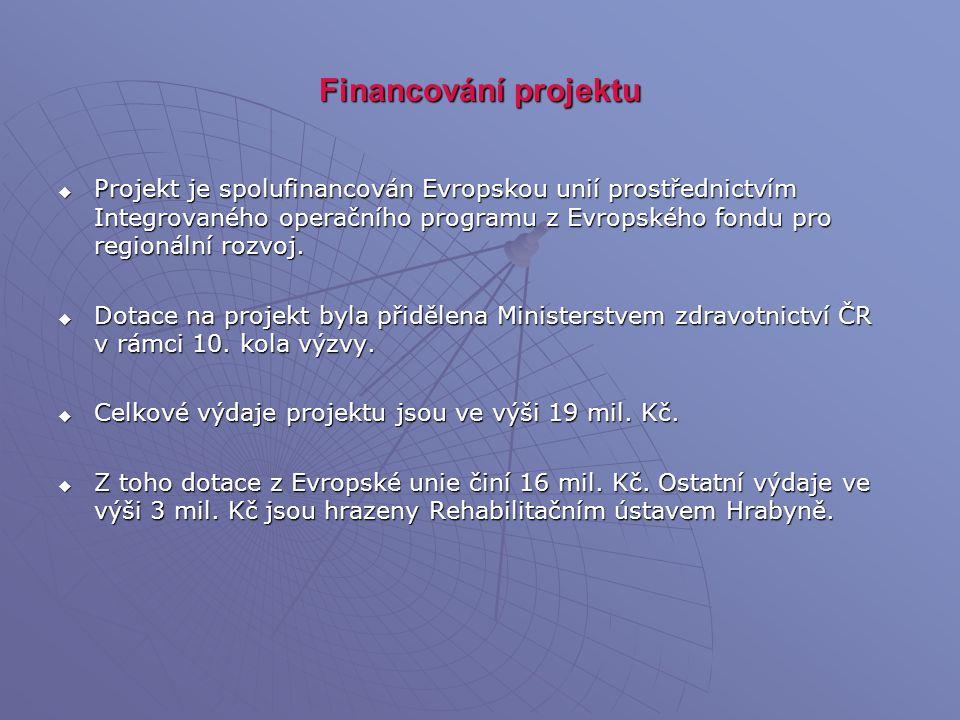 Financování projektu