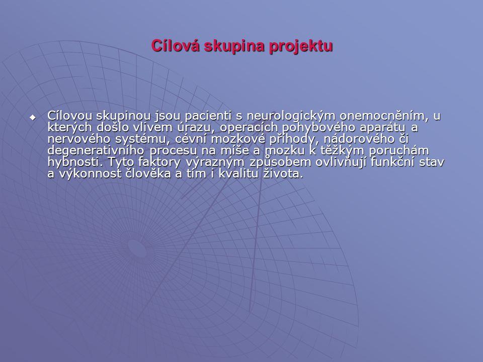 Cílová skupina projektu