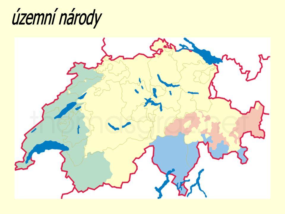 územní národy