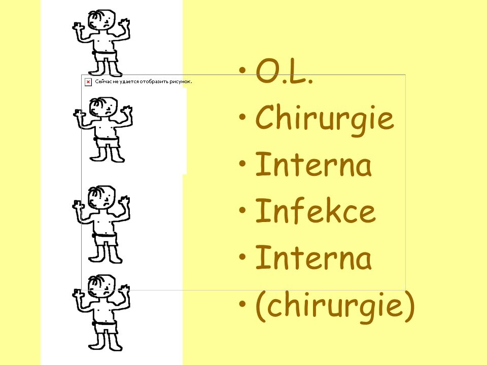 O.L. Chirurgie Interna Infekce (chirurgie)