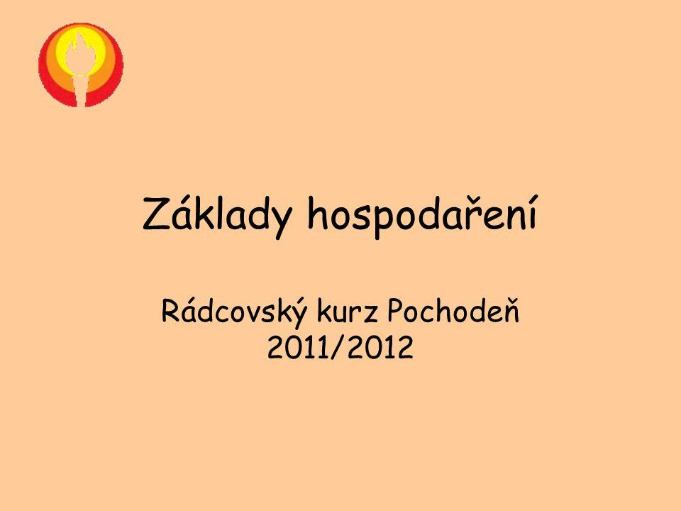 Rádcovský kurz Pochodeň 2011/2012