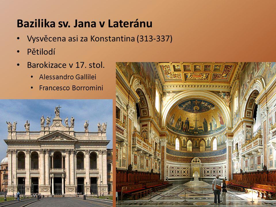 Bazilika sv. Jana v Lateránu