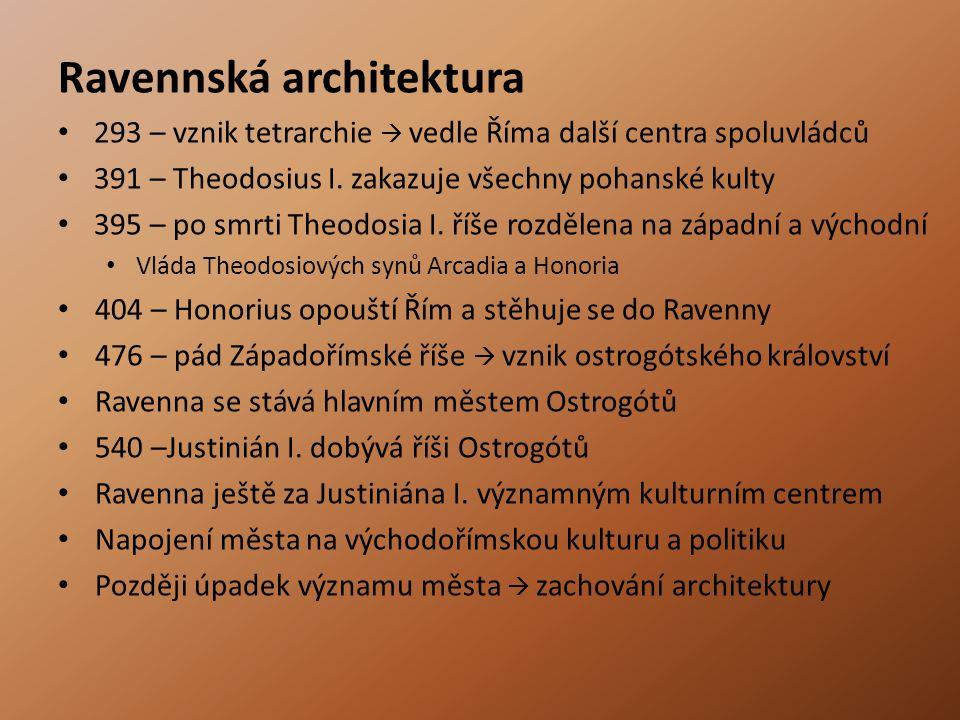 Ravennská architektura