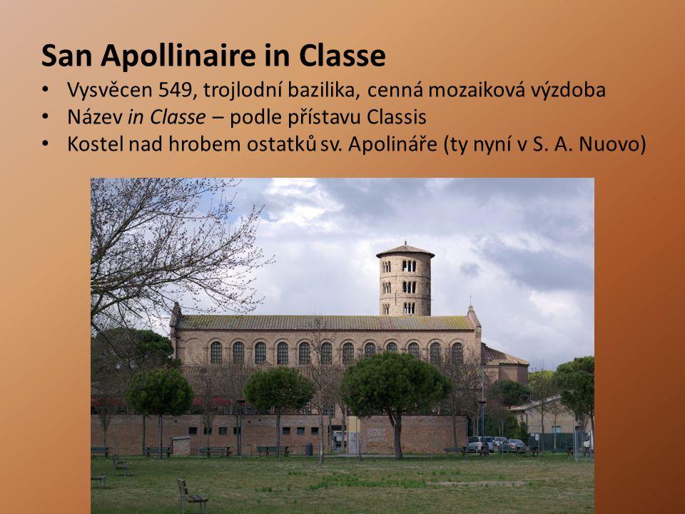 San Apollinaire in Classe