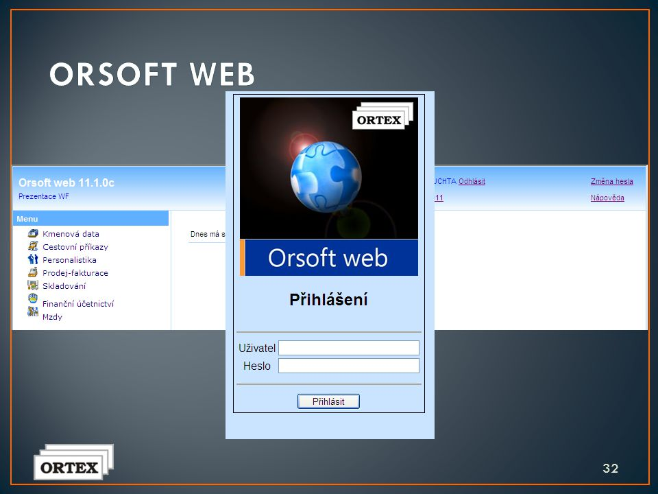 ORSOFT WEB