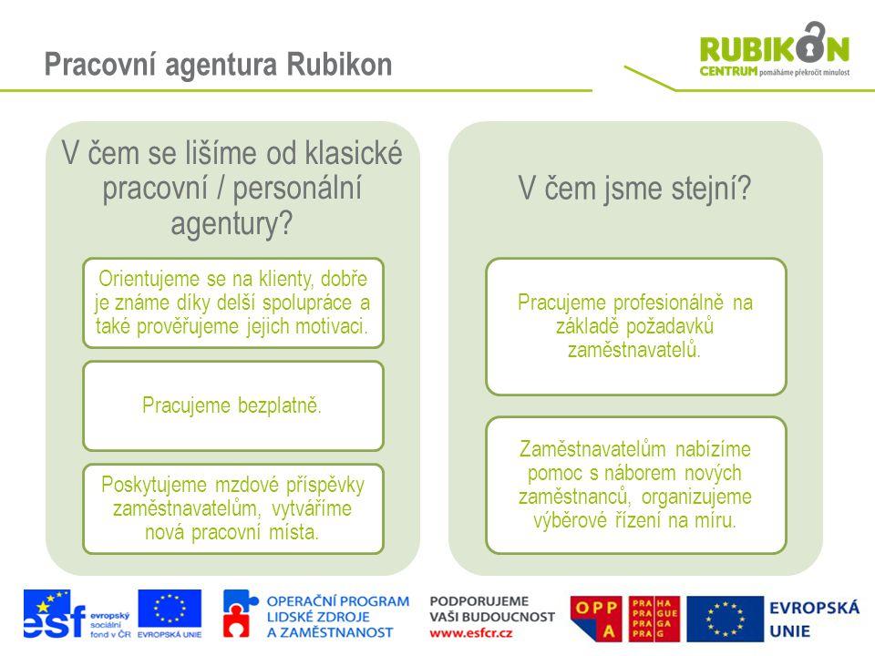 Pracovní agentura Rubikon