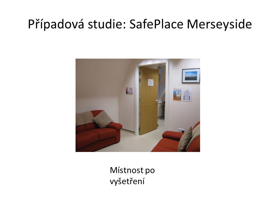 Případová studie: SafePlace Merseyside