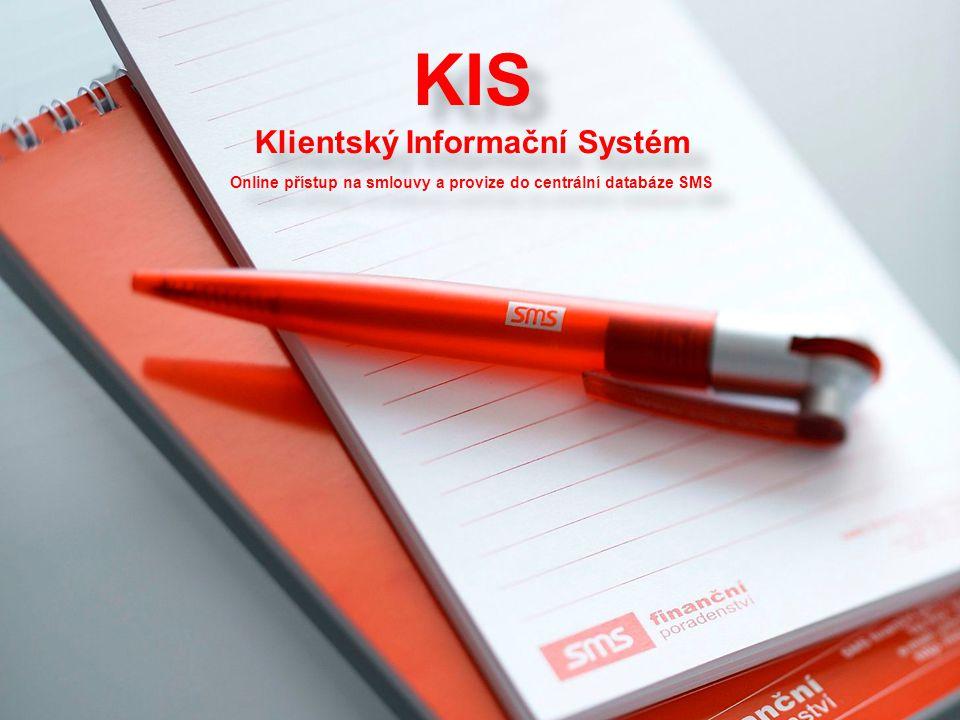 KIS Klientský Informační Systém