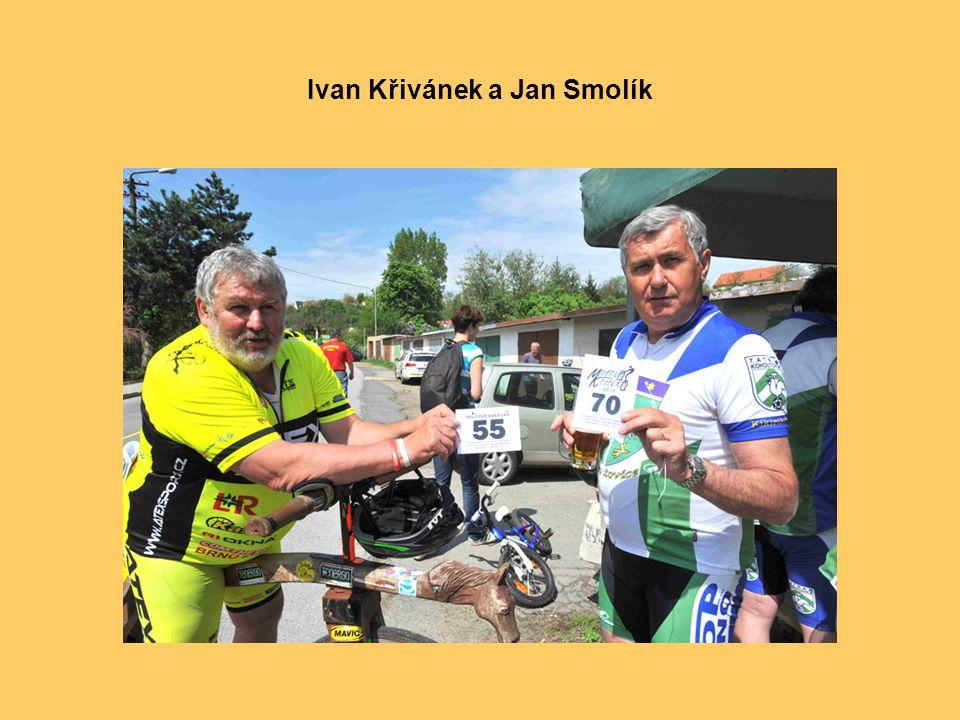 Ivan Křivánek a Jan Smolík