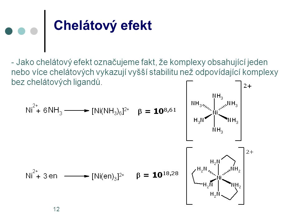Chelátový efekt