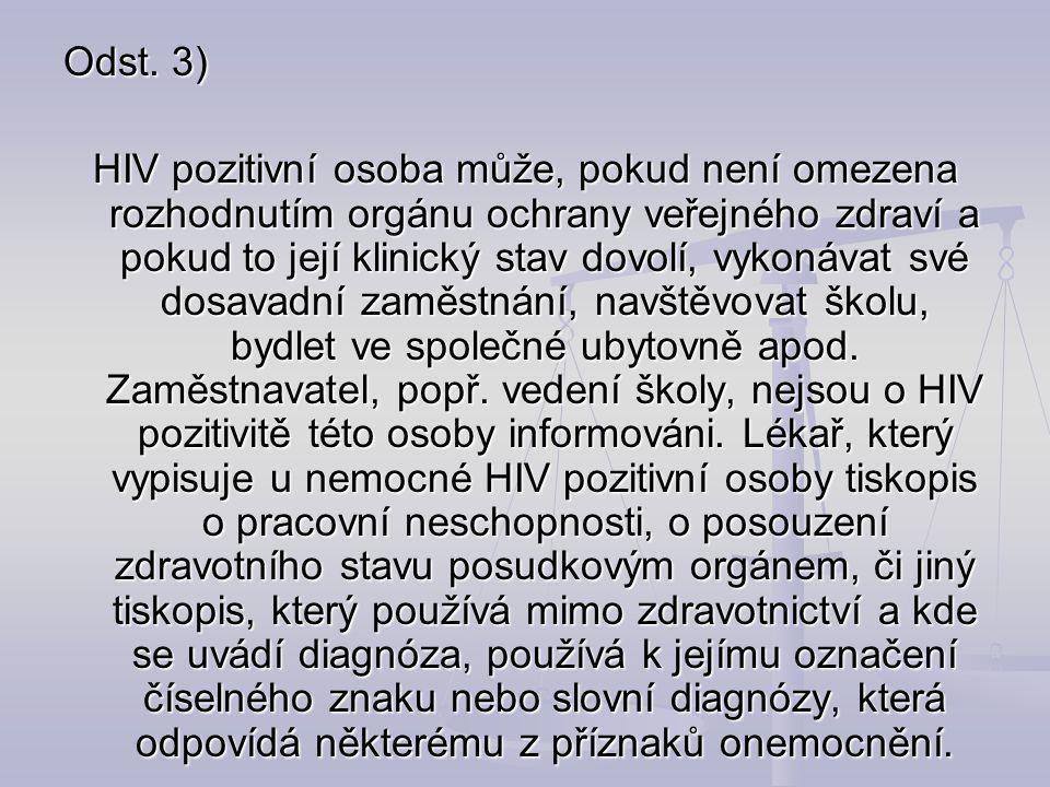 Odst. 3)