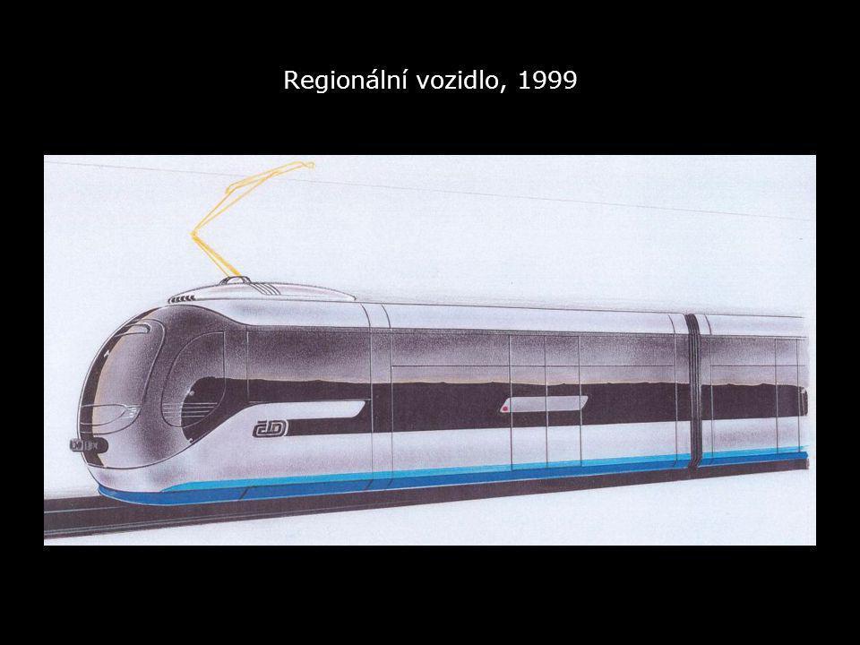 Regionální vozidlo, 1999