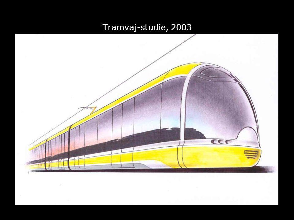 Tramvaj-studie, 2003