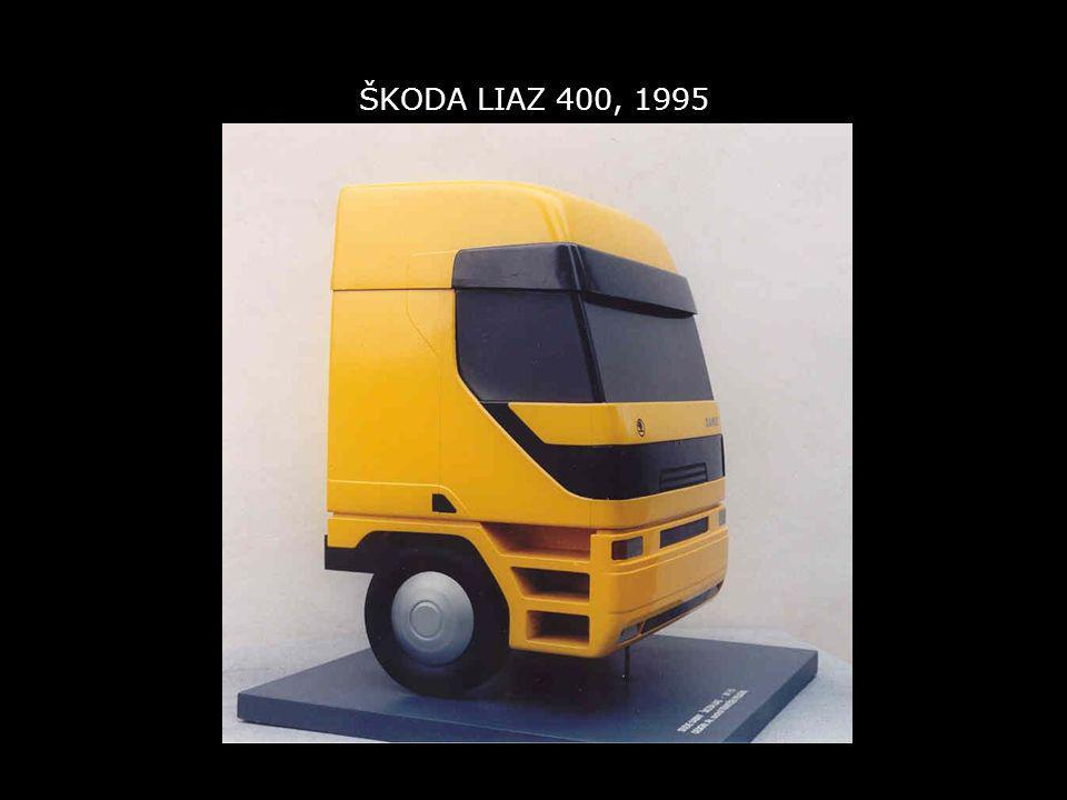 ŠKODA LIAZ 400, 1995