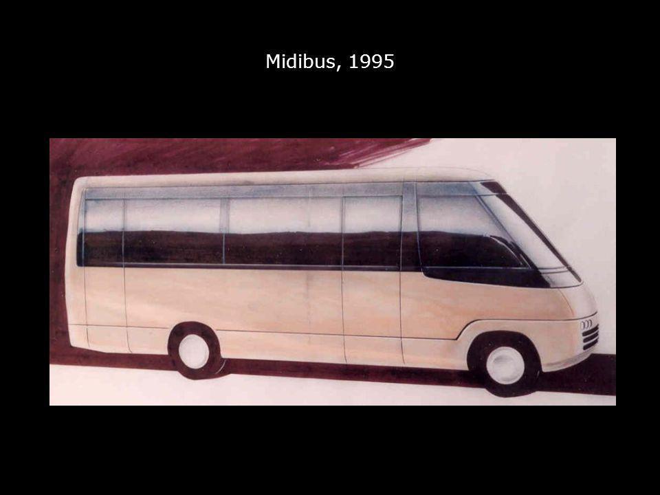 Midibus, 1995