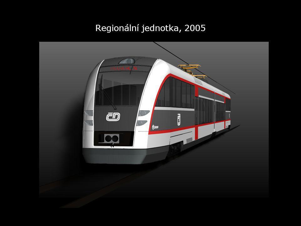 Regionální jednotka, 2005