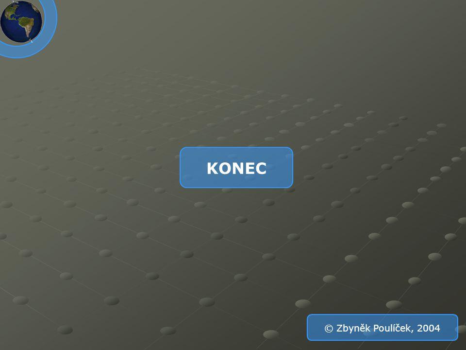 KONEC © Zbyněk Poulíček, 2004