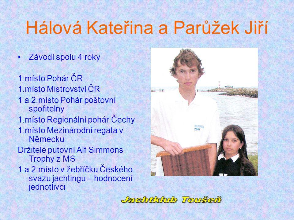 Hálová Kateřina a Parůžek Jiří