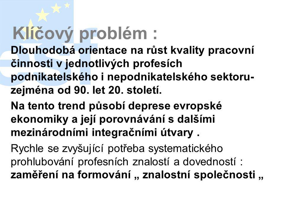 Klíčový problém :