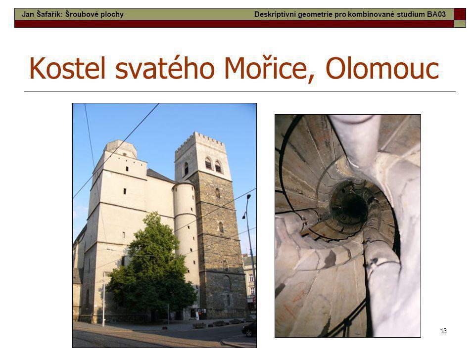 Kostel svatého Mořice, Olomouc