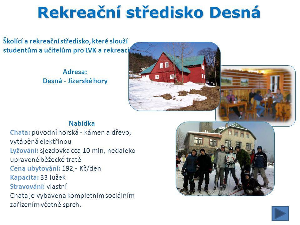 Rekreační středisko Desná