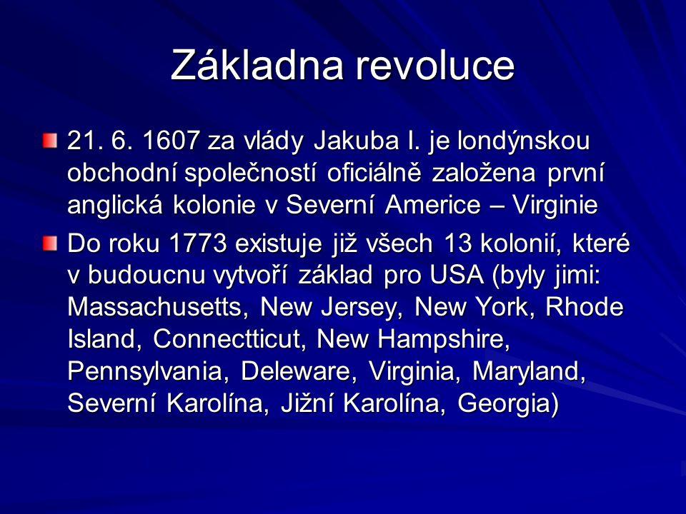 Základna revoluce