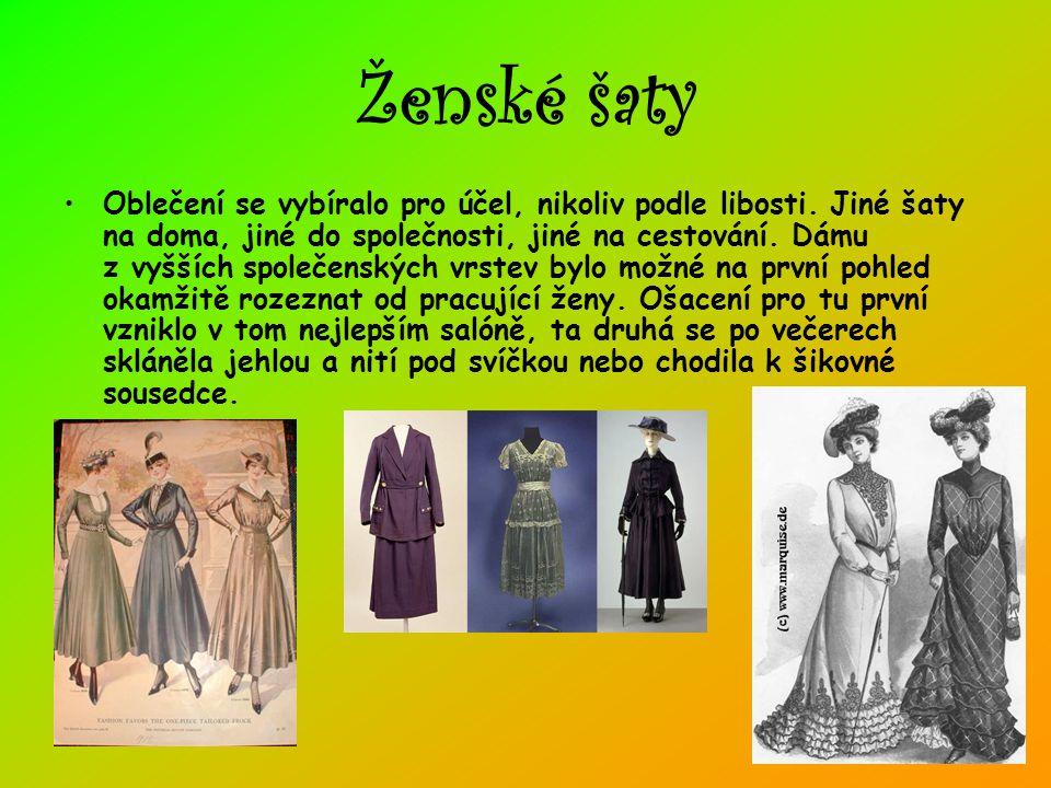 Ženské šaty