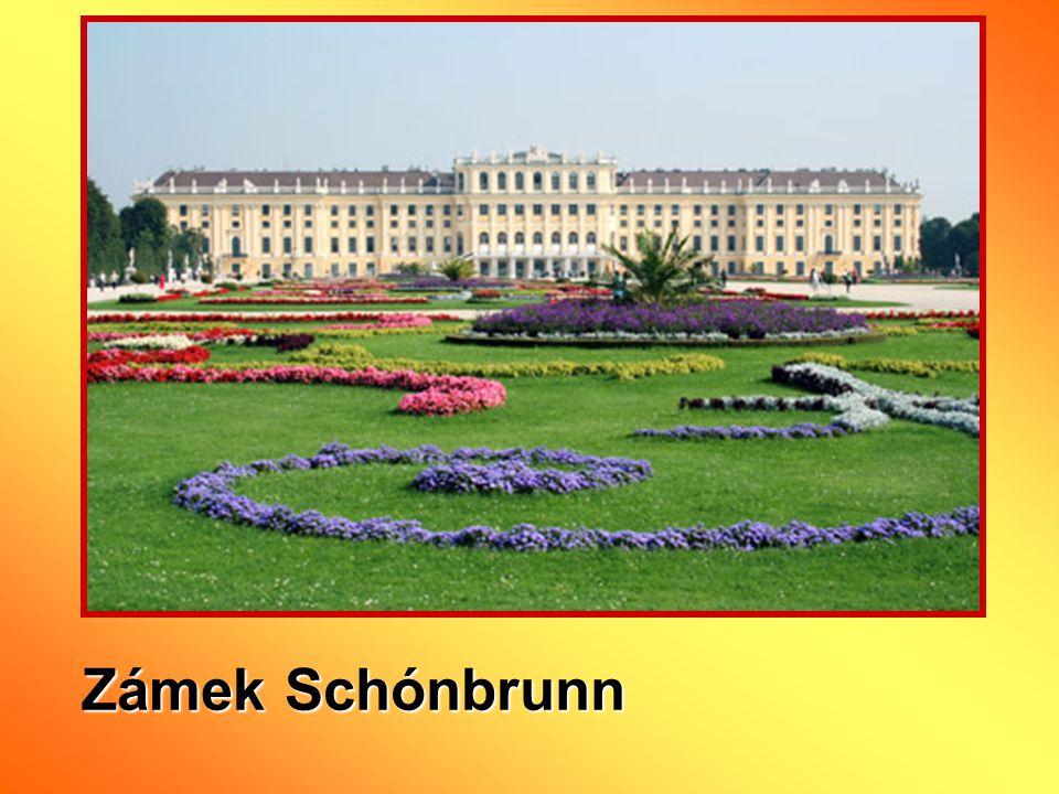 Zámek Schónbrunn