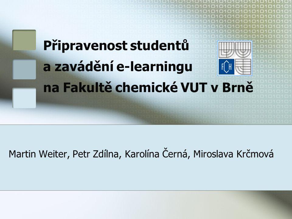 Martin Weiter, Petr Zdílna, Karolína Černá, Miroslava Krčmová