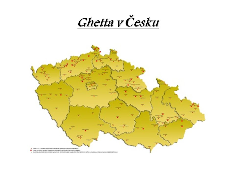 Ghetta v Česku