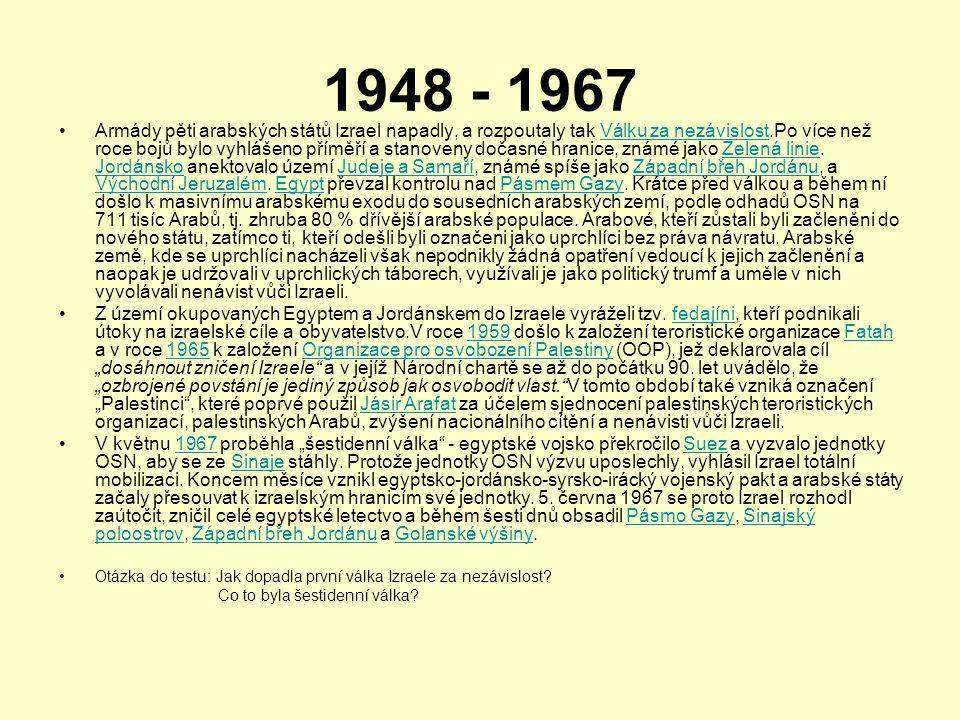 1948 - 1967