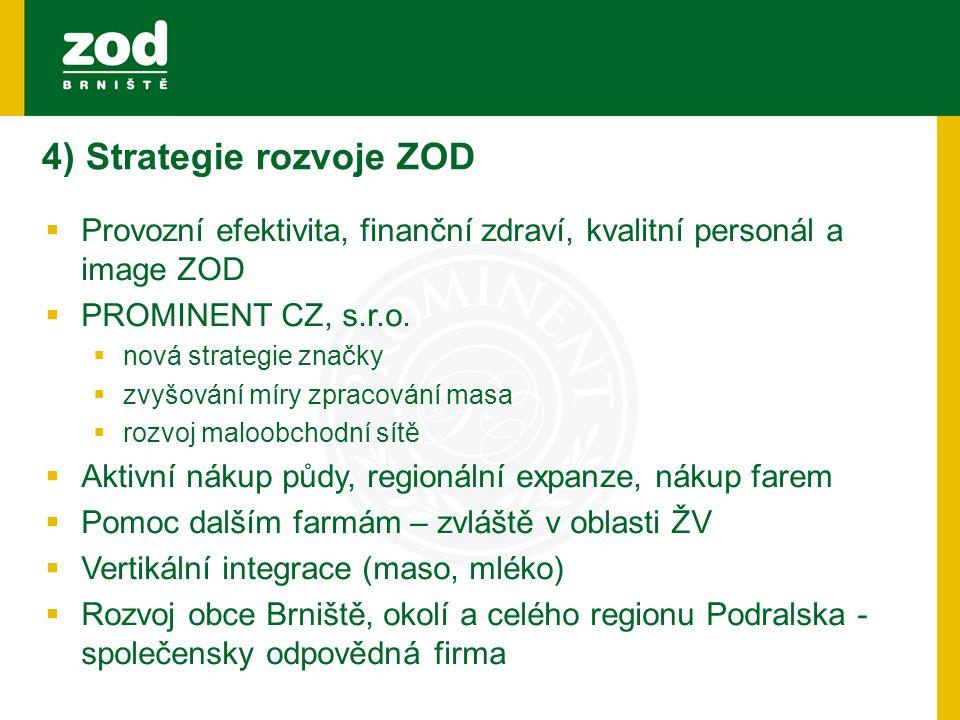4) Strategie rozvoje ZOD
