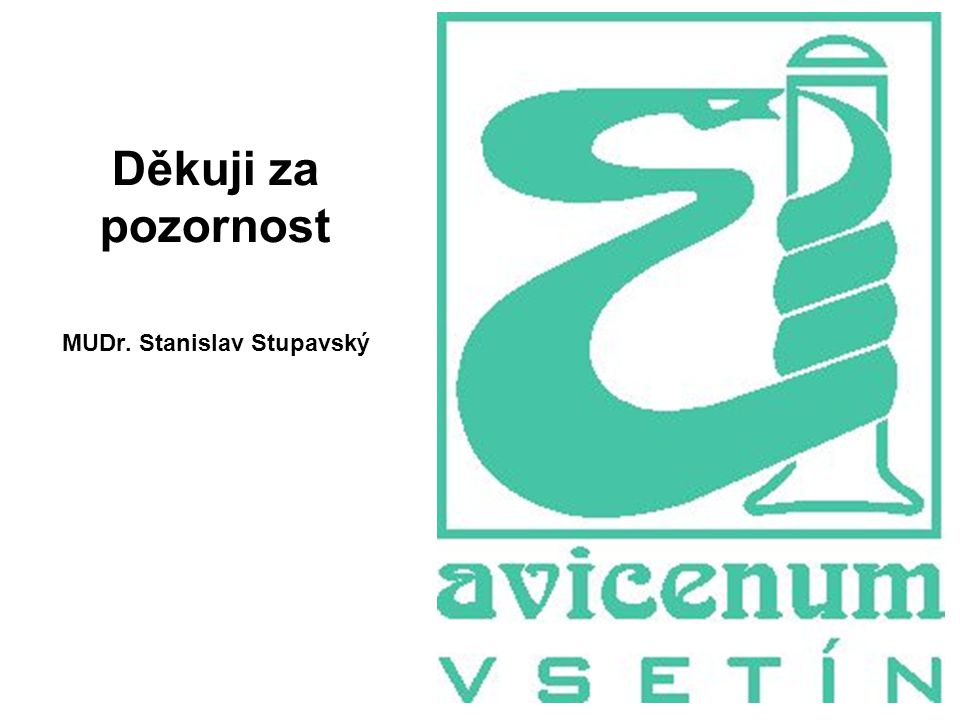 MUDr. Stanislav Stupavský