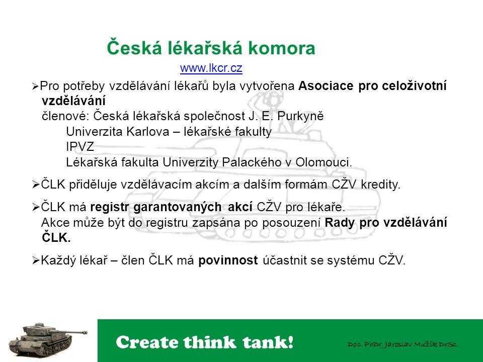 Česká lékařská komora www.lkcr.cz