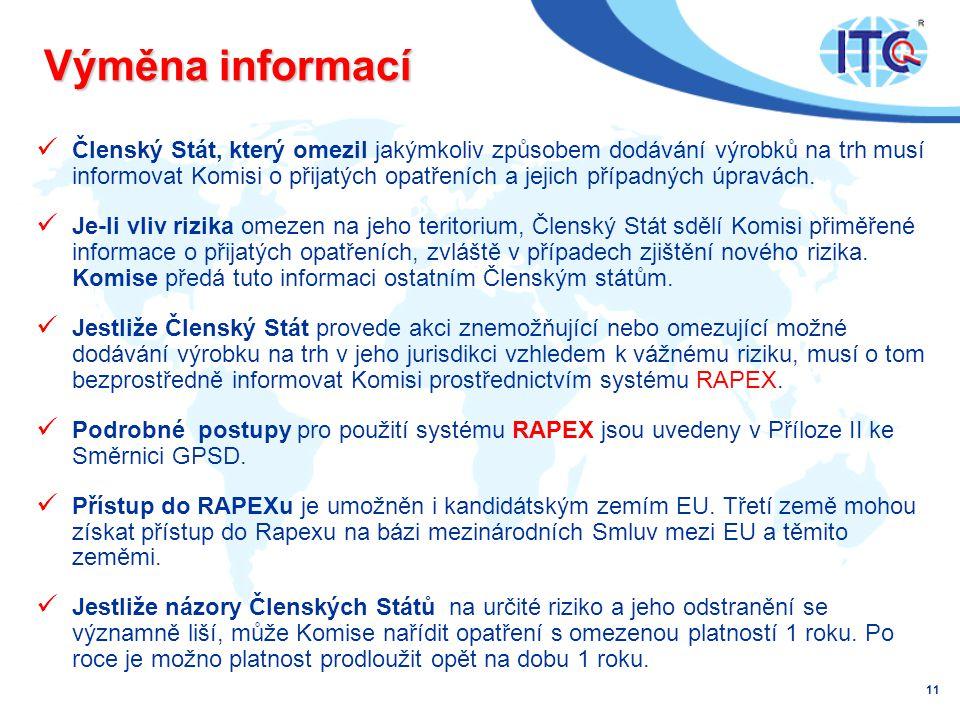 Výměna informací