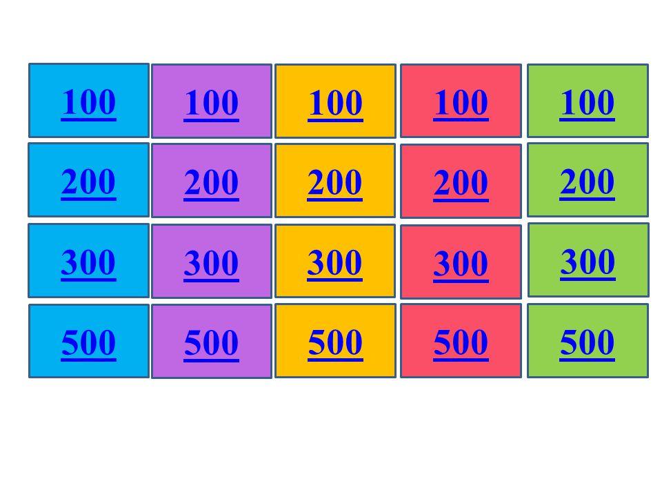 100 100 100 100 100 200 200 200 200 200 300 300 300 300 300 500 500 500 500 500