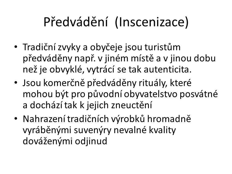 Předvádění (Inscenizace)