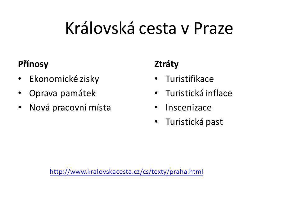 Královská cesta v Praze