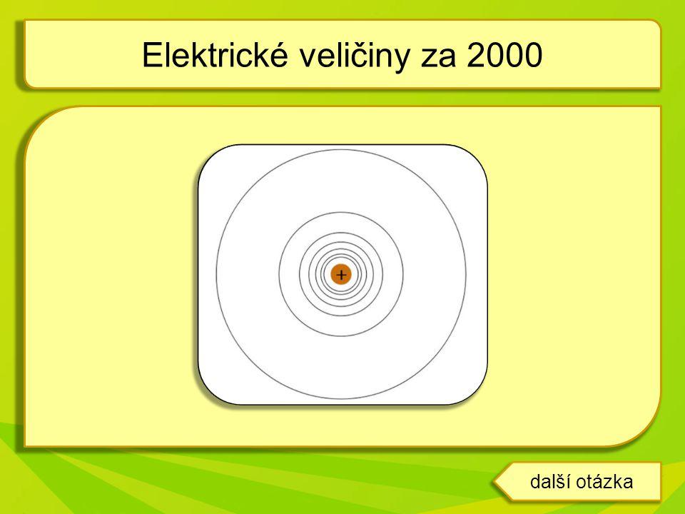 Elektrické veličiny za 2000