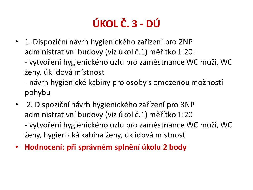 ÚKOL Č. 3 - DÚ
